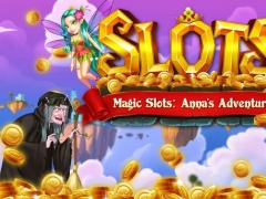 Magic Slots: Anna's Adventure 1.2 Screenshot