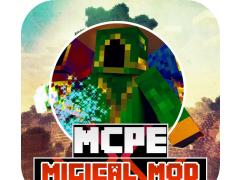 magic mods for minecraft pe