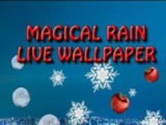 Magical Rain Live Wallpaper 1.0 Screenshot