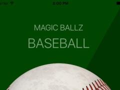 MagicBallz Baseball - your field of honor - home run predict 1.01 Screenshot