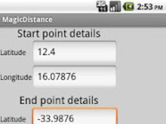 MagicDistance 1.0 Screenshot
