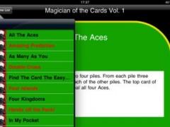 Magician of the Cards HD Vol. 1 1.0 Screenshot