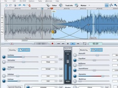 MAGIX Audio Cleaning Lab 12 Screenshot
