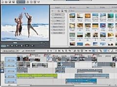 MAGIX Movie Edit Pro 11 Screenshot