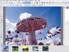 MAGIX Xtreme Photo Designer 6 Screenshot