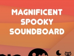 Magnificent Spooky Soundboard 1.0 Screenshot