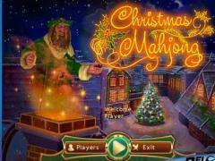 Mahjong Christmas Free 1.0 Screenshot