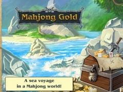 Mahjong Gold 1.0 Screenshot