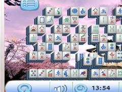 Mahjong Japanese Gold Edition Free 2.1 Screenshot
