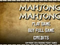 Mahjong Mahjong Lite 1 Screenshot