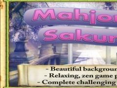 Mahjong Sakura - Legend Solitaire Game 2.1 Screenshot