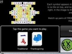 Mahjong Thanksgiving 1.2 Screenshot