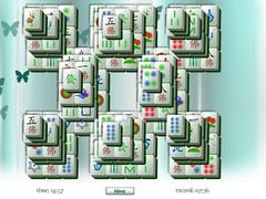 Mahjongg Tiles 1 Screenshot