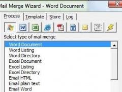 Mail Merge for Microsoft Access 2003 5.0 Screenshot