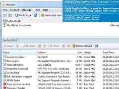 MailBell (Email Notify, Spam Blocker) 2.62 Screenshot