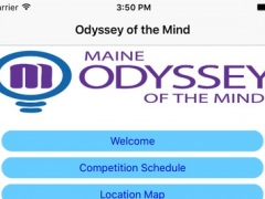 Maine Odyssey of the Mind 1.1 Screenshot