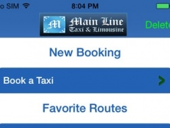 Mainline Taxi & Limousine 2.0.20 Screenshot