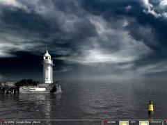 Majestic Lighthouse Screensaver 1.32 Screenshot
