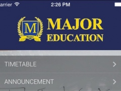 Major Education 1.0 Screenshot