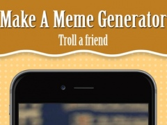 Make A Insta Meme Generator - Rage Faces, Trolls, Gif & LOL with captions 2.0 Screenshot
