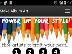 Make Art // Make Album Art 1.0 Screenshot
