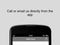 Make Blue 1.0 Screenshot