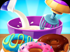 Make Donut - Kids Cooking Game 1.9.3122 Screenshot