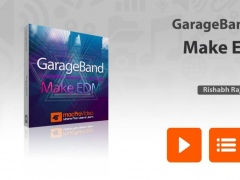 Make EDM Course For GarageBand 1.0 Screenshot