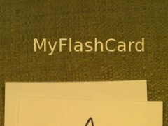 Make MyFlashCard 1.0 Screenshot