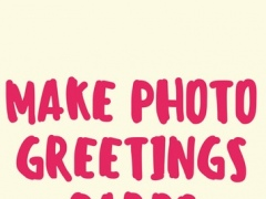 Make Photo Greetings Cards 1.0 Screenshot