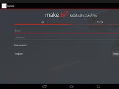 make.tv Broadcaster 2.0.2 Screenshot