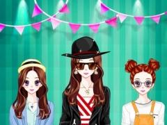 Makeover fashion princess - Make up game for girls 1.0 Screenshot