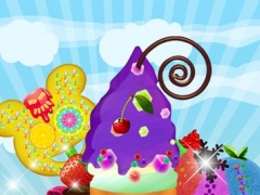 Maker Games Ice Cream Shop Cones, Sundae, Sandwiches & Pops 1.1 Screenshot