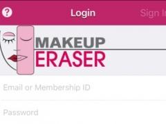 Makeup Eraser 1.0 Screenshot