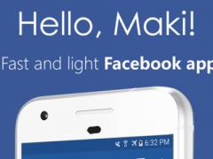 Maki Pro for Facebook 1.1 Screenshot