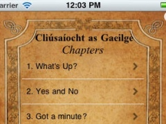 Making Out in Irish 1.2 Screenshot
