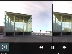 Malaga VR tour 360 videos 1.5 Screenshot