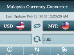 Malaysia Currency Converter 1.0 Screenshot
