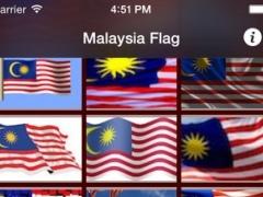 Malaysia Flag wallpapers 1.0 Screenshot