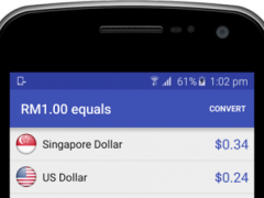 Malaysia RM Currency Converter 1.0 Screenshot