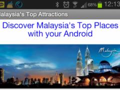 Malaysia's Top Places 5.0 Screenshot