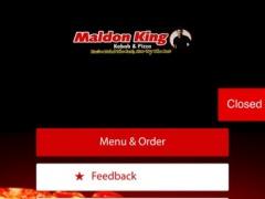 Maldon King Kebab and Pizza 3.0.0 Screenshot
