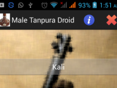 Male Tanpura Droid 2 5.0 Screenshot