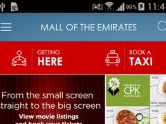 Mall of the Emirates - New App  Screenshot