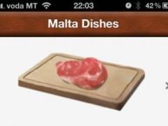 Malta Dishes 1.1 Screenshot