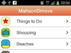 MaltaonDmove 1.2 Screenshot