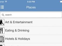 Mammoth Mountain Places Guide 2.0.1 Screenshot