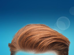 Man Hairstyles Photo Editor 1.0 Screenshot