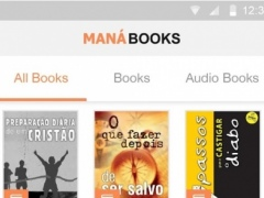 Maná Books 1.15 Screenshot