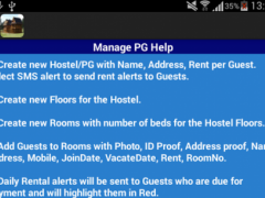 Manage Paying Guest Premium 1.1 Screenshot